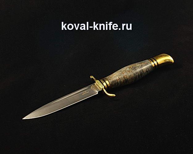 Нож Финка НКВД S97 из кованой стали У10
