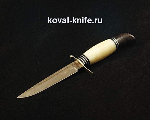 Нож Финка НКВД S98 из булатной стали