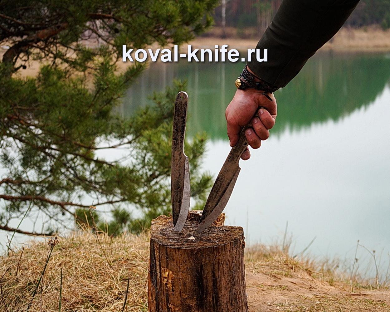 купить метательные ножи Кузницы Коваль со скидкой по акции
