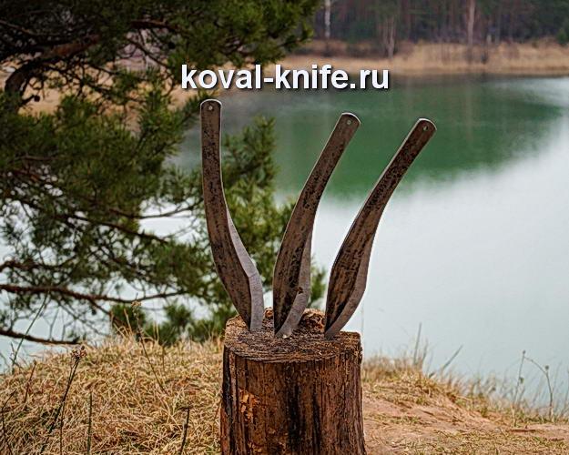 Метательные ножи ST30