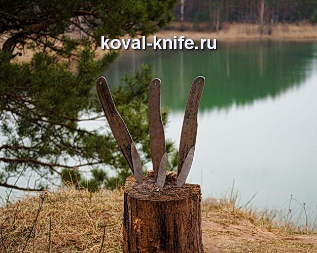 Метательные ножи ST31