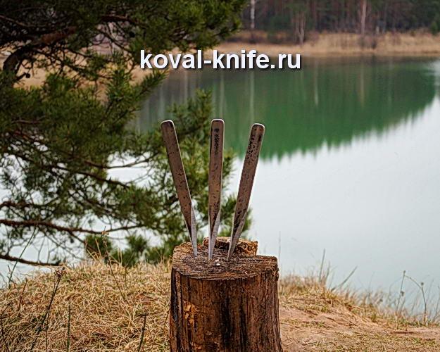Метательные ножи ST32
