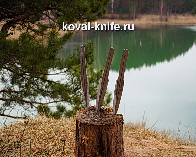 Метательные ножи ST34